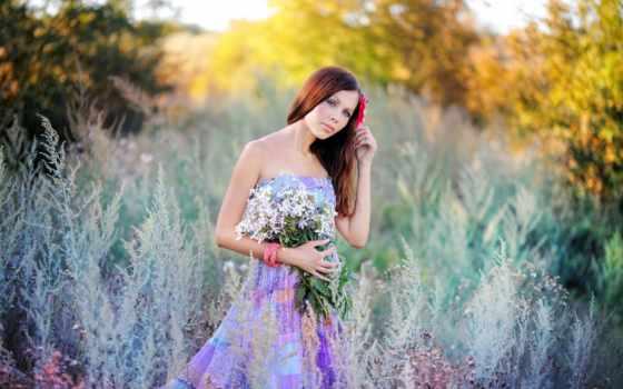 фотосессии, идеи, весенней, красивые, принадлежность, цветущих, садов, весной, природа,
