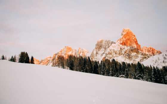 ski, станция, hill, itineraire, pour, vous