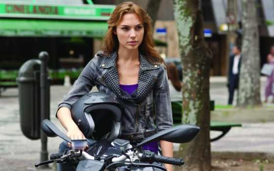 fast, five, gadot, gal, furious, loading, actor, bike,