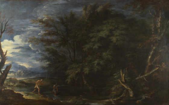 landscape, woodman, dishonest, меркурий, роза, сальватор,