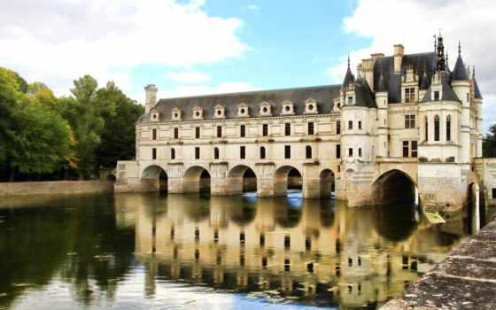париж, франция, castle