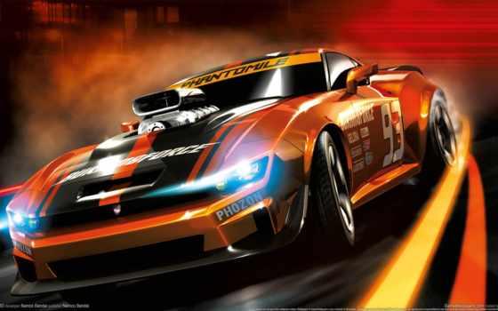 игры, race, машинах, машины, скорость,