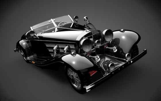mercedes, benz, black Фон № 107459 разрешение 1920x1200
