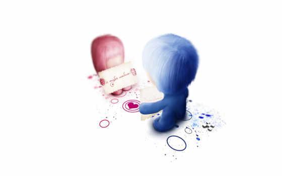 картинка, признание, любви, взаимное, широкоформатные, love, дождь, сердце, hqwallpapers,