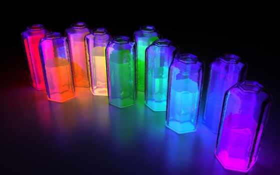 сделать, воду, светящуюся, руками, своими, water, светящейся, светящаяся, ночника, водой,