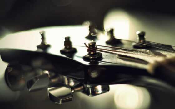 гитара, инструмент, голова, free, kartinik
