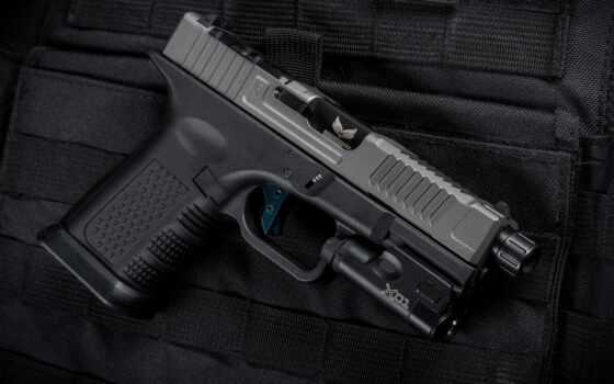 оружие, custom, джин, lethal, пистолет, glock, pistol, assault, винтовка