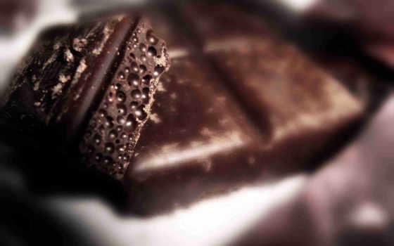 шоколад, aerated, пузырьки, воздушный, картинка,