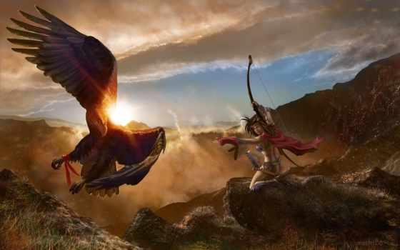 fantasy, archer, id