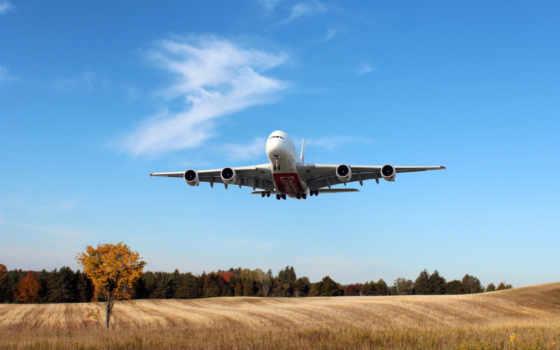 airbus, самолёт, iphone