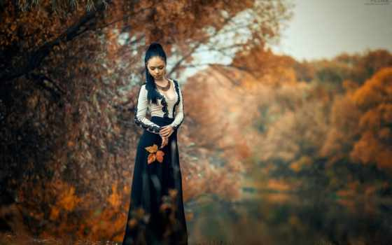 фотосессия, лесу, осенняя, viktoria, женская, hodakowskaya, яndex, осенью,