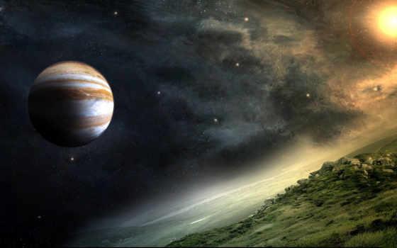 планета, арт