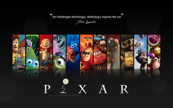 монстров, corporation, pixar