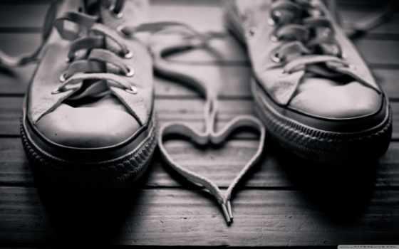 кеды, романтические, романтика, чёрное, белое, кружева, сердце, картинка, совершенно, love,