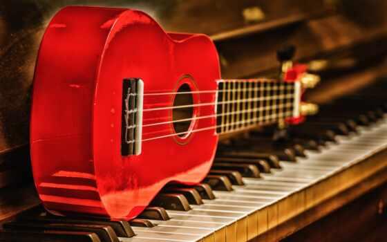 музыка, гитара, concert, guitarra, piano, синтезатор