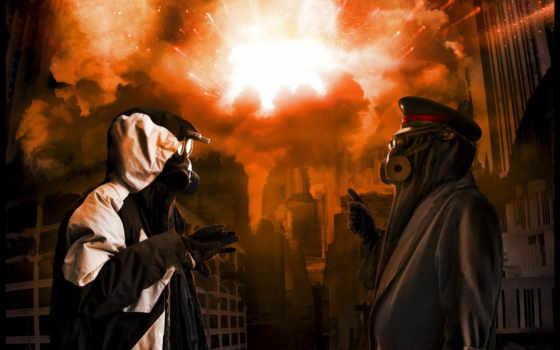 апокалипсиса, романтика Фон № 22823 разрешение 1680x1050