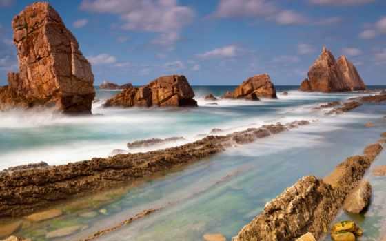 море, скалы, landscape Фон № 135417 разрешение 1920x1080