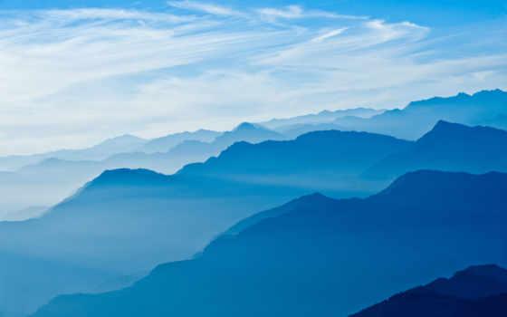 горы, гималаи, nepal, природа, oblaka, photos, mountains,