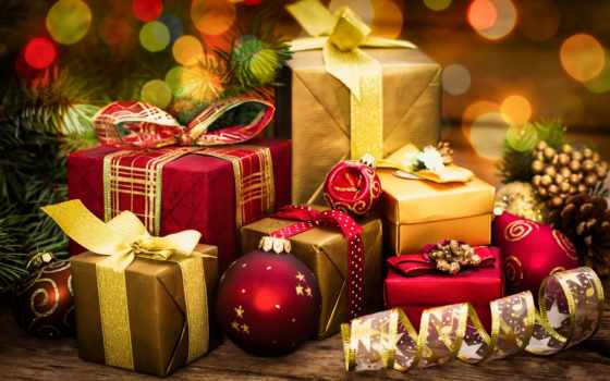 год, new, дар, день, идея, праздник, новый год