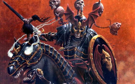warhammer, fantasy, vampire, граф, art, уайт, fan, community, ralphhorsley