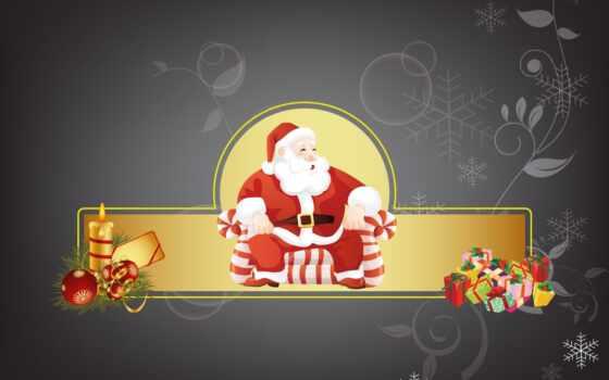 santa, claus, christmas, facebook, covers,