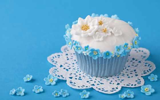 cupcake, cupcakes, торт