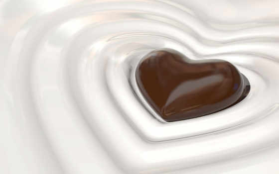 chocolate, love