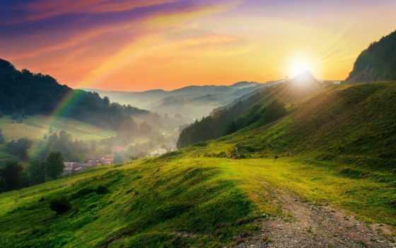 природа, фото, красивые, фотографий, яndex, закаты, восходы, коллекциях,