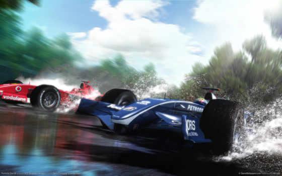 formula, one, williams, спорт, water, ferrari, картинка, speed, desktop, race,