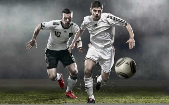 футбол, gerrard
