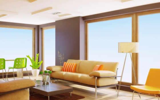 квартира, interer, dizain