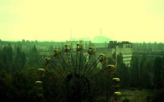 pripyat, город, ghost