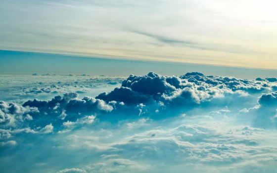 oblaka, небе, красивые, изображение, enlarge, небо, густые, разных, неба,