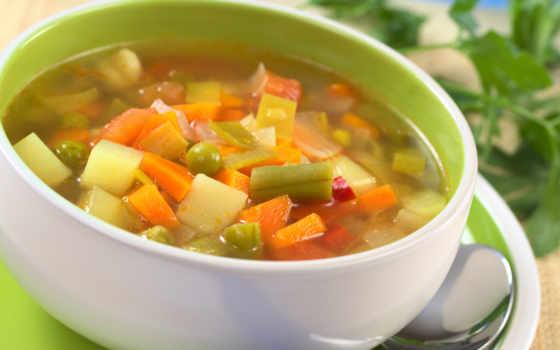 рецепты, sup, постные