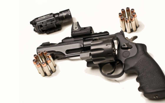 revolver, wesson, смит, картинка, пистолеты, модель,