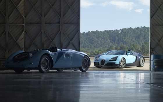 bugatti, veyron, авто, вейрон, car, спорт, blue, black, bags,