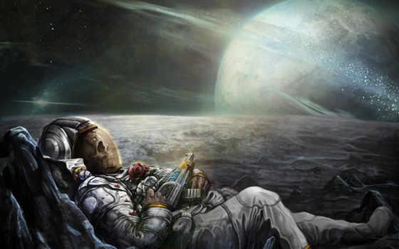 human, alan, колл, космонавт, foster, nikchemnyi, дар