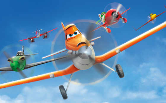 дасти, planes, disney