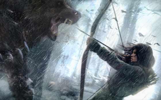 raider, tomb, взлёт, game,
