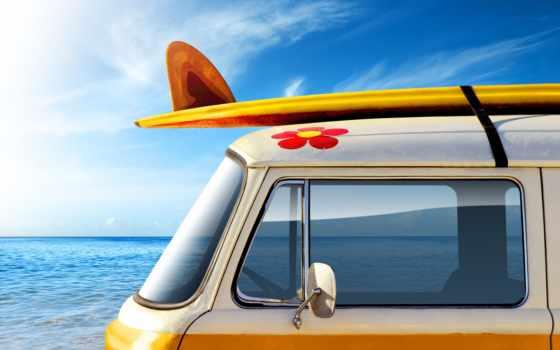 surfboard, stock, surf