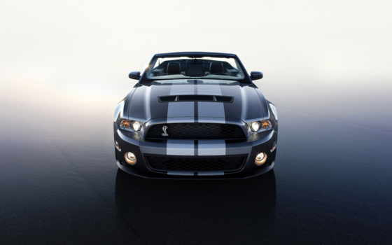 shelby, ford, mustang, кабриолет,