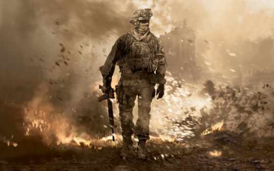 современный, warfare, duty, колл, war, никогда,