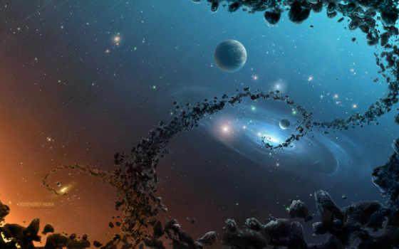 black, cosmos, hole, id, день,