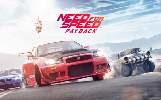 скорость, need, payback, one, xbox, game, playstation,