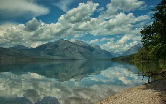 пейзажи -, озеро, national