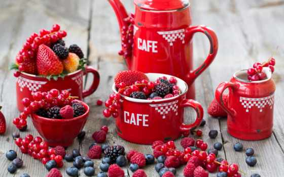 ягоды, blackberry, малина, черника, фрукты, клубника, телефон, цветы, красные, едой,