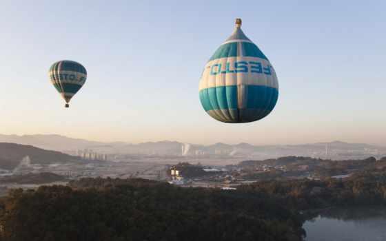 balloon, полет, воздухоплавание, приколы, прикольные, заставки, фотографий,