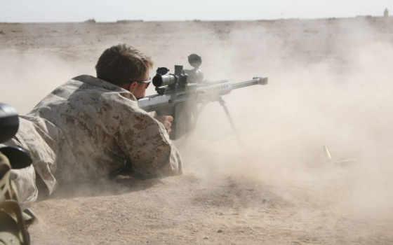 винтовка, снайпер