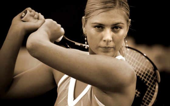 maria, sharapova, tennis