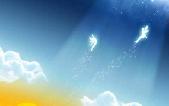небо, природа, you